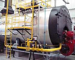 Fabricante de caldeira a vapor