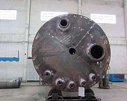 Empresa de inspeção de caldeiras a vapor