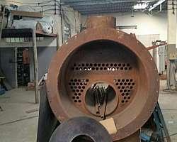 Empresa de inspeção de caldeiras