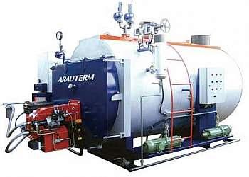 Fornecedor de caldeira a gás