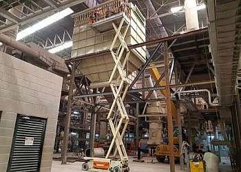 Caldeiraria industrial em RJ