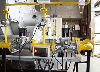 Empresa de montagem de caldeira gás sp