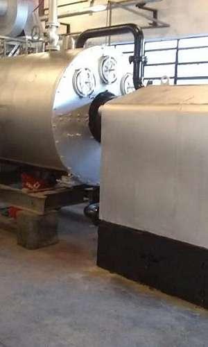 Empresa de montagem de caldeiras a lenha