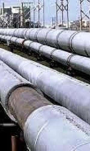 Inspeção de tubulação industrial RPVC