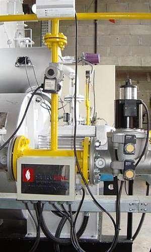 Manutenção de caldeiras a gás RJ