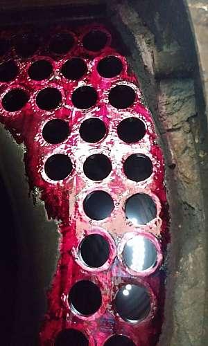 Manutenção e inspeção de caldeiras