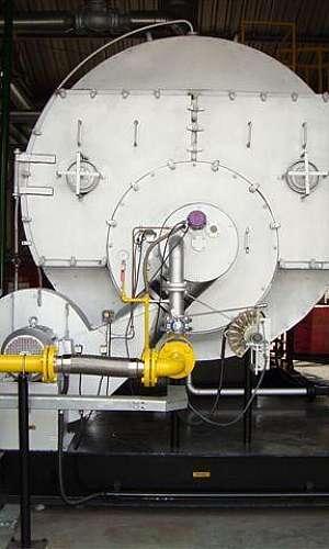 Montagem de caldeira industrial em RJ