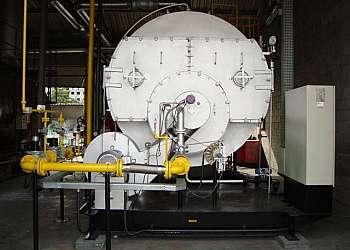 Montagem de caldeira industrial em sp
