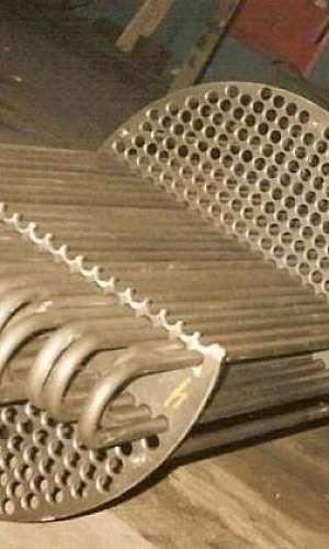 Serpentinas para aquecimento de fluidos