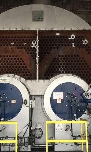 Serviço de manutenção de caldeiras RJ