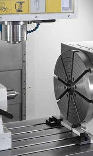 Serviços de usinagem CNC em geral