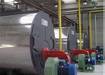 Tratamento de água para caldeiras de alta pressão